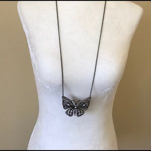 Butterfly necklace 🦋